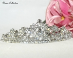 Astrid - Dream Collection - Lovely princess bridal tiara - SALE!!