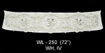 Beaded with Pearls Wedding Belt-SALE