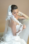 Beautiful 2 Tier Lace Veil