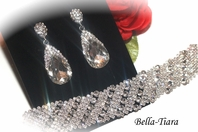 Beautiful bridal party or bride jewelry set - QUANTITY DISCOUNT