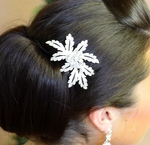 Beauty - Beautiful Crystal Headpiece