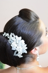 Kammie - Beautiful romantic Floral Headpiece