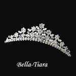 Beautiful High end Swarovski crystal communion headpiece - SALE