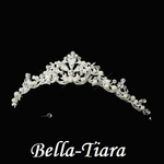 Beautiful pearl and rhinestone communion tiara - SPECIAL