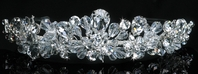 Bellini - Couture gorgeous Swarovski crystal wedding Tiara - SALE