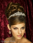 Breathtaking Crystal Bridal Tiara