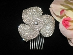 Brillante - AMAZING Swarovski crystal wedding hair accessory - SALE!!