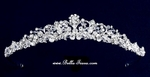 Carezza - Gorgeous high end Swarovski crystal communion tiara - SPECIAL