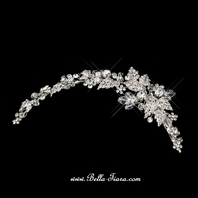 Carolina - Royal Collection - Stunning vine swarovksi crystal headband - SPECIAL