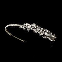 Cassie - New!! Vintage and elegant Bridal Headpiece - SALE