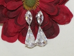Celebrity Style Cubic Zirconia Earrings
