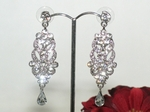 Charlotte - Beautiful vintage-inspired bridal chandelier earrings - SALE!!