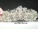 Christelle- BREATHTAKING Royal Collection pearl and crystal tiara - SPECIAL two left