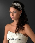 Clara - Italian Collection-STUNNING SWAROVSKI CRYSTAL headband - Special in stock sale!!