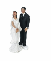 Contemporary Indian Cake Toppers