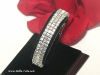 Couture Diamond like High End Cubic Zirconia wedding bracelet - amazing price!!