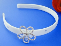 Crystal Couture Flowergirl Headband