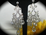Dana - Elegant Victorian Chandelier Earrings - SPECIAL back in stock