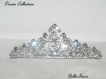 Dena-Dream Collection Swarovski antique silver tiara - SALE!!