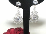 Denise - NEW!! COUTURE Cubic Zirconia Wedding Earrings - SPECIAL one left