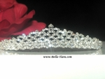 Diamond- Royal queen swarovski crystal communion tiara - SPECIAL
