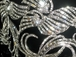 Donatella - Royal collection - Designer wedding headpiece - SPECIAL one left in stock