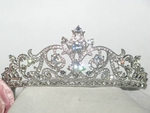 Dream collection - Princess Kayla - Swarovski crystal wedding tiara - SALE
