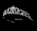 Dream - STUNNING filigree crystal bridal tiara - SALE