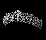 Dynasty - Amazing princess bridal crown tiara - SALE