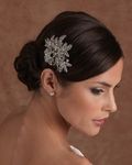 Edward Berger Designer Headpieces wedding comb - 8506
