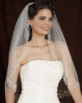 Edward Berger Heirloom veil - 4113
