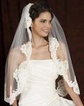 Edward Berger Mantilla Lace veil - 460