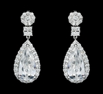Elegant CZ earring - SPECIAL one left!!