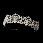 Empire - NEW!! STUNNING royal crystal bridal tiara - SALE!!