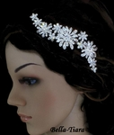 Luxurious Collection - Swarovski Crystal Flower Hair Comb