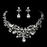 Graceann - Glamorous crystal jewelry set - SALE!!