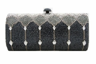 IRENA - HEIRLOOM Swarovski crystal evening purse - SALE