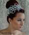 Jacqueline - Royal Collection Custom Swarovski crystal vine headpiece - SPECIAL