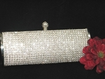 Jessica - BEAUTIFUL Clutch Purse Swarovski Crystals - Back in stock - SALE!!!