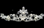 JESSICA MCCLINTOCK vintage inspired wedding tiara - SALE