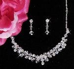 Julia- Swarovski Crystal Bridal Necklace- SALE!!