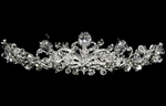 Kalia  - GORGEOUS Designer swarovski crystalwedding headpiece tiara - SALE