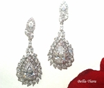 Lavinia - Royal Collection High end Swarovski crystal earrings - sale