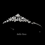 Lovely rhinestone first communion tiara - SPECIAL one left