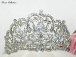 Luisa Maria - Swarovski Crystal Dream collection Queen bridal tiara - Sale