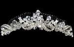 Maira - Princess beauty swarovski crystal comb - SPECIAL
