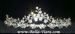 Malina - Beautiful swarovski crystal communion tiara - Special