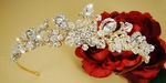 Marcella-HEIRLOOM DESIGN Vintage Swarovski Tiara