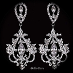 MariaLisa - Royal Collection - vintage Swarovski earrings - SALE