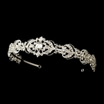 Maxine - NEW Beautiful Vintage rhinestone wedding headband - SALE